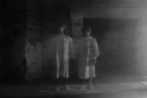 Дом с привидениями в Англии