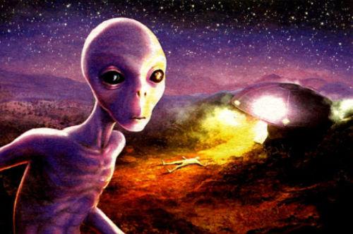 Пришельцы и Вселенная