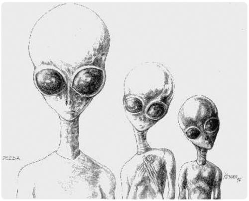 Инопланетяне среди людей
