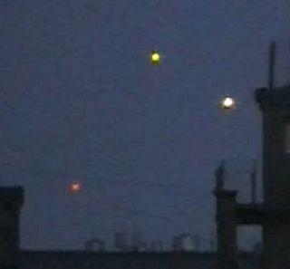 НЛО над Украиной