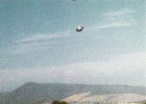 Свидетельства появления НЛО
