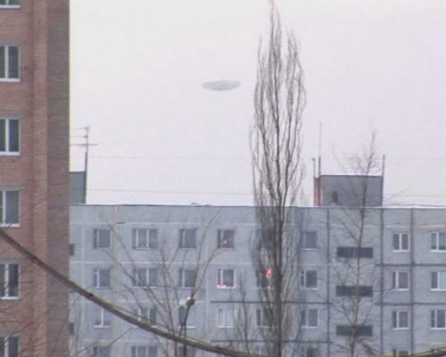 Появления НЛО в Советском Союзе