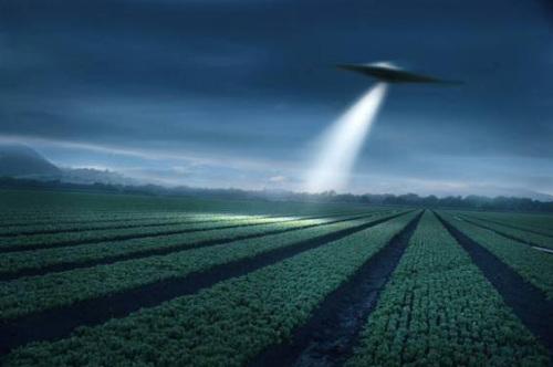 Наблюдения НЛО в мире