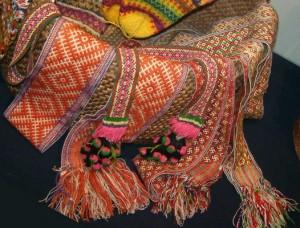 Смысл древних вышивок