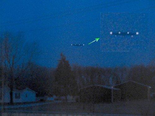 Наблюдения НЛО в Киеве