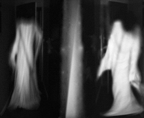 Привидения в старинных замках фото