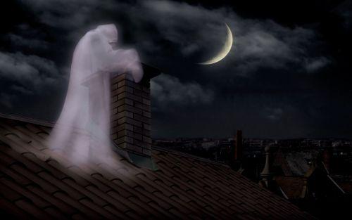 Замки и привидения фото