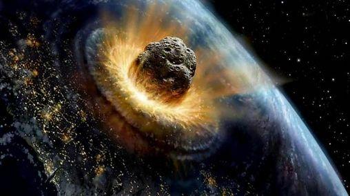Метеориты могут падать на Землю