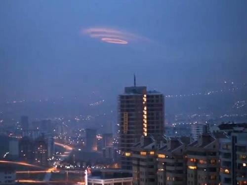 Ученые рассказывают о НЛО