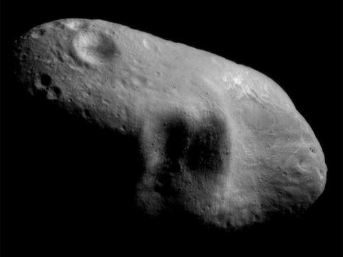 Метеорит Апофис фото