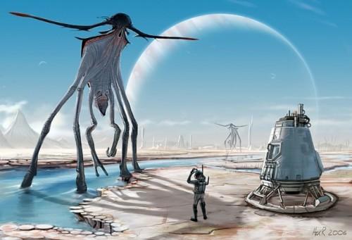 Теории о внеземной жизни