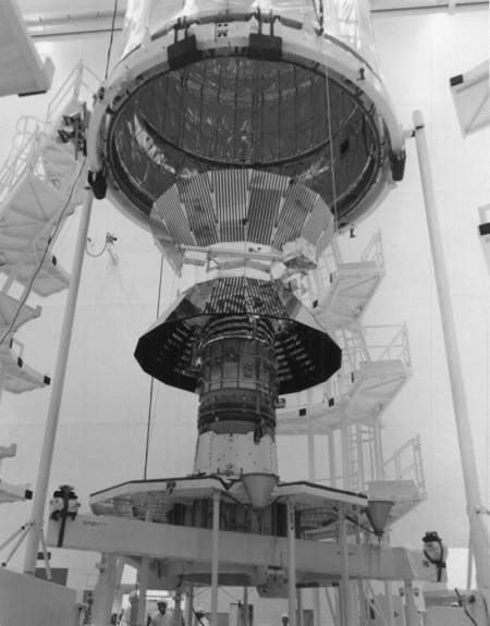 Быстрый космический зонд Гелиос 2