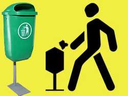 Как избавляются от мусора во Франции