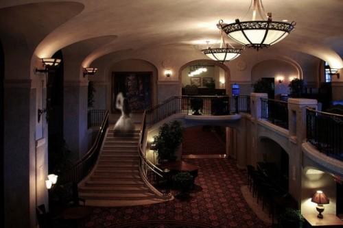 Загадочный отель Queen Anne Hotel