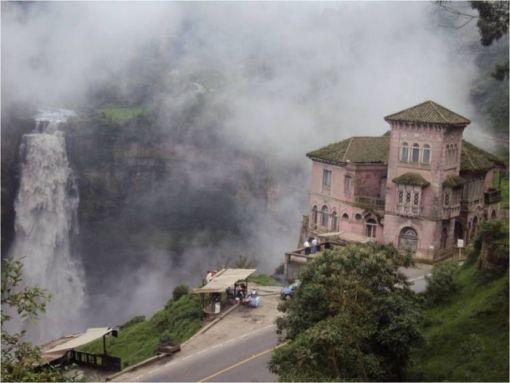 Музей Tequendama Falls Hotel
