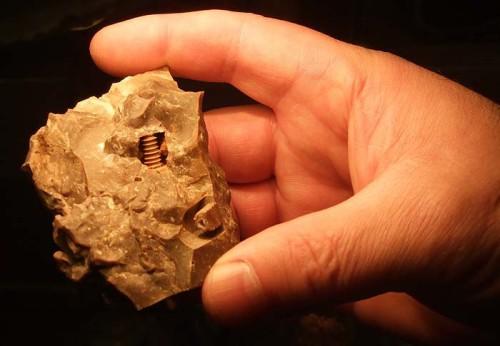 Загадочные артефакты которым миллионы лет