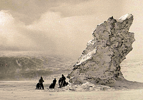 Загадочная история в горах