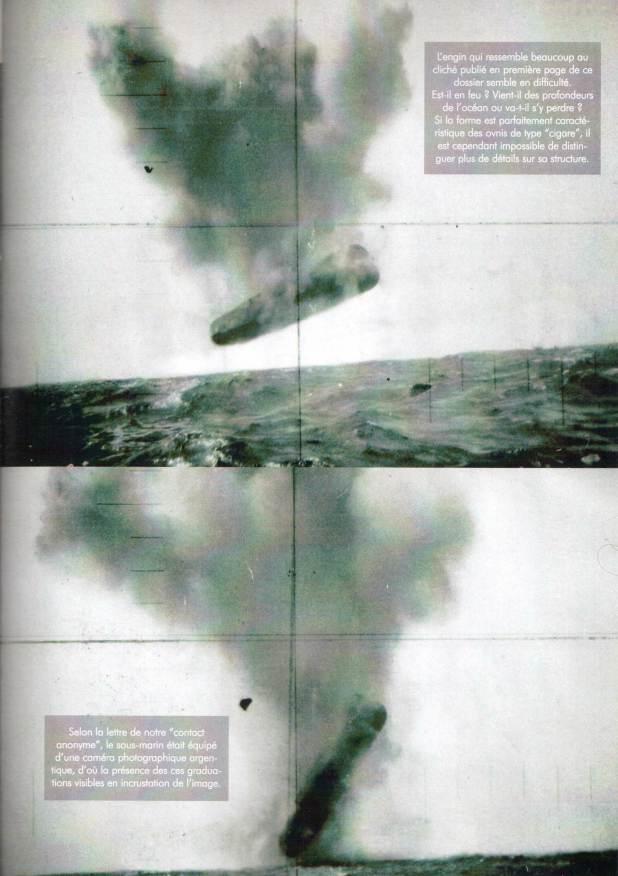 Неопознанный летающий объект в Арктике