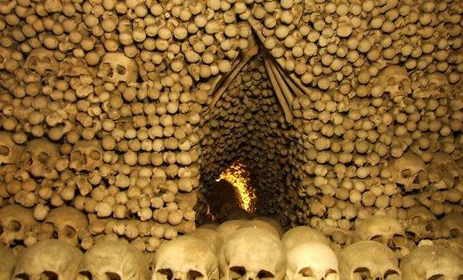 Часовня костей в Португалии