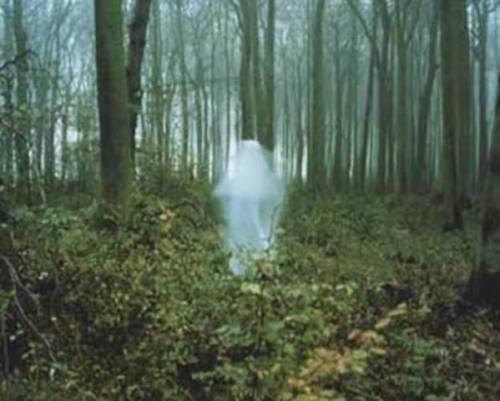 Тайна появления привидений