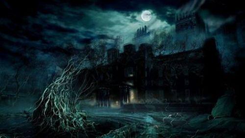Призраки в старинных домах