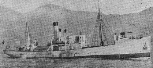 Исчезновение капитана Доннера
