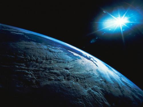 Как жизнь попала на Землю