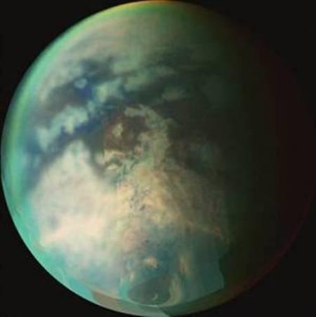 Может ли существовать жизнь на Титане
