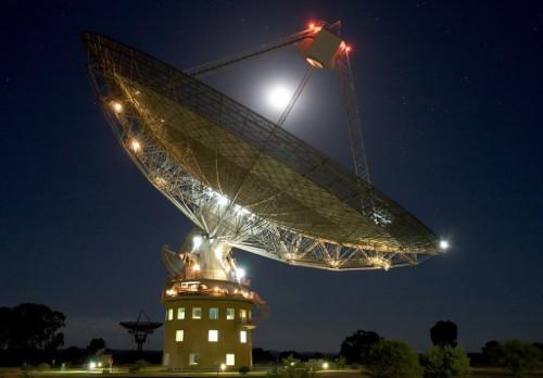 Найдены быстрые радиосигналы