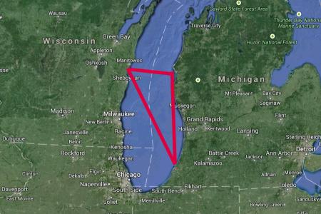 Тайна Мичиганского треугольника