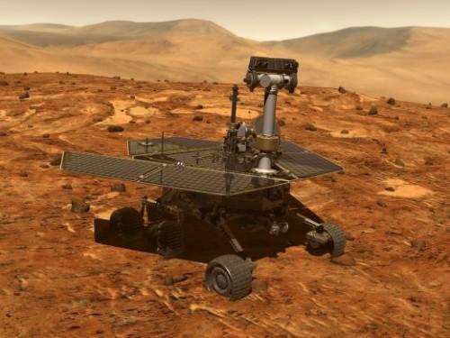Ученые исследуют Марс
