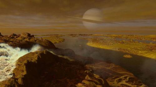 Живые организмы на Титане