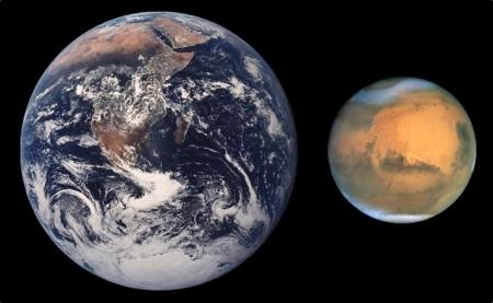 Поиски жизни на Марсе