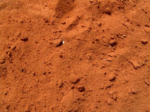 Марсианский грунт