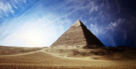 Аномалии в пирамиде Хеопса