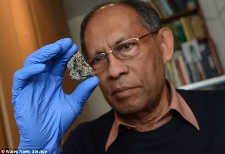 Метеорит Шри-Ланки