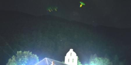 Появления НЛО над Францией