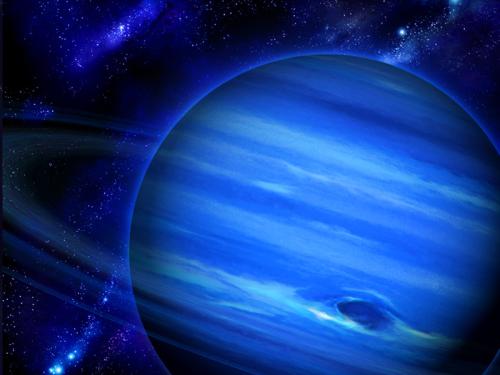 Планета Нептун фото