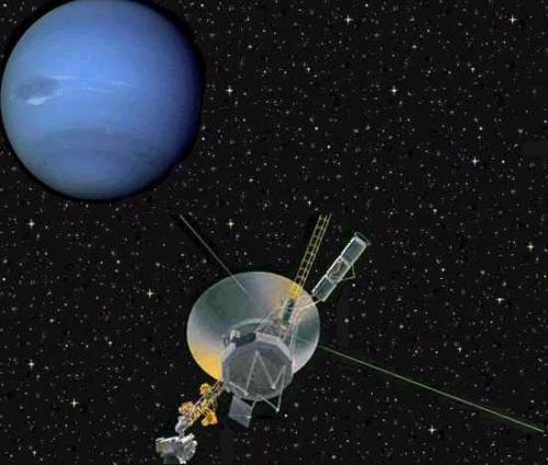 Нептун и Вояджер