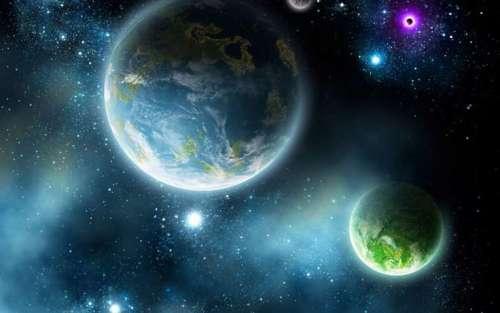 Планета с годом в 1100 дней