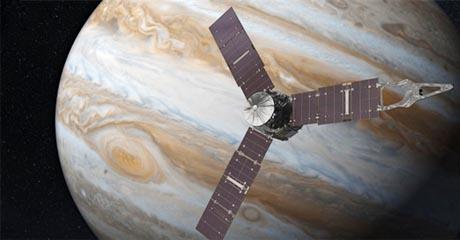 Исследование Юпитера