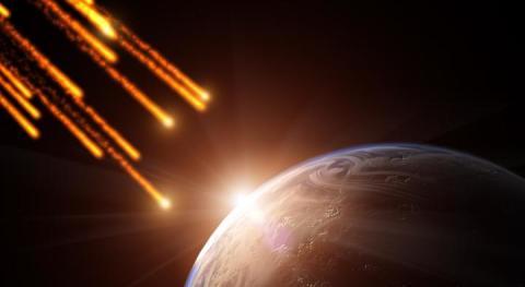 Опасные для Земли метеориты