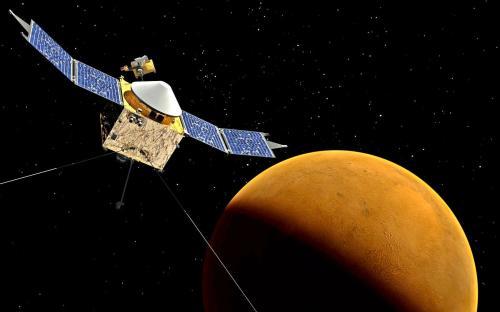 Роскосмос и Марс