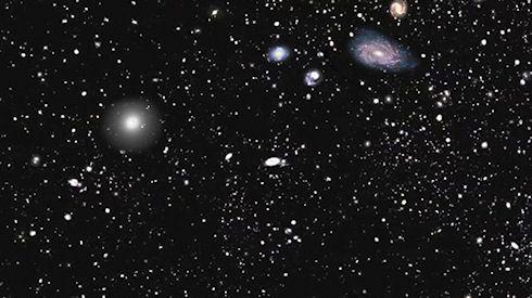 Тайны темной энергии
