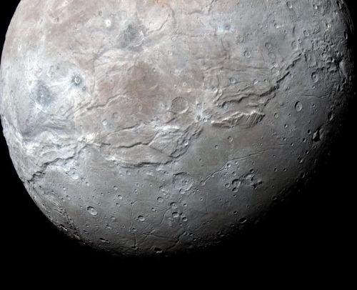 Загадочный Плутон