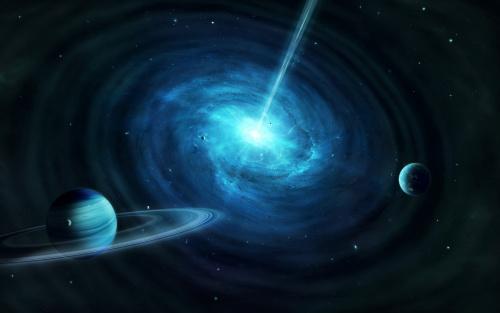 Горячий квазар 3C 273