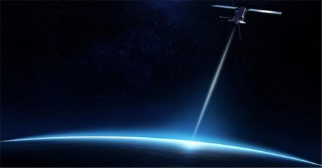 Лазер в космос
