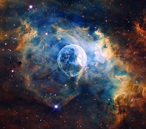 Туманность NGC 7635