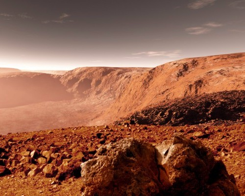 Flying Dragon 2 и покорение Марса