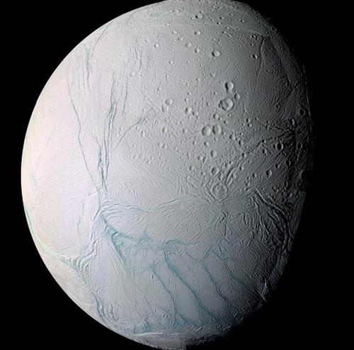 Планета Энцелад
